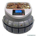 Compteuse Trieuse de pièces Haut de Gamme pour une utilisation soutenue - LIVRAISON GRATUITE de la marque Monepass image 1 produit