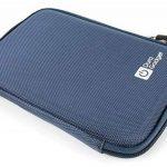 Coque bleue rigide pour Casio Fx 92, Graph 35+ E, Graph 25+ E, Graph 95 SD calculatrices scientifiques - résistant à l'eau - DURAGADGET de la marque Duragadget image 3 produit