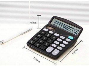 courte solaire calculatrice les calculatrices Scientifiques Calculs Financiers (Noir) de la marque SHORT image 0 produit