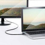 CSL - 1,0m Full HD Mini Displayport vers HDMI câble avec audio | Full HD miniDP vers HDMI | certifié | pour et Apple / MAC, MacBook Pro, MacBook Air | noir de la marque CSL-Computer image 4 produit