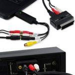 CSL - Enregistreur/Boîtier d'acquisition audio + vidéo | Nouvelle version/Nouveau logiciel (compatible Windows 10) | VHS - adaptateur vidéo pour traitement et retouche d'images de la marque CSL-Computer image 2 produit