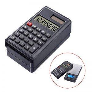 Cutogain 1000g/0,1Balance électronique Haute précision Bijoux Balance de Poche numérique avec Calculatrice de la marque image 0 produit