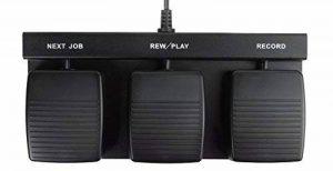 DAC 3boutons mains libre Pédale USB pour PC dicter vous 110USB de applications FP. de la marque DAC image 0 produit