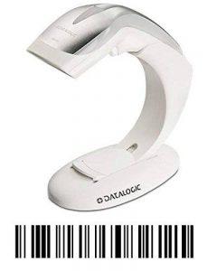 Datalogic Heron HD3130 Handheld bar code reader 1D CCD (dispositif à transfert de charge) Blanc - Lecteurs de code barres (1D, CCD (dispositif à transfert de charge), GS1-128 (UCC/EAN-128), 2500 pixels, 270 lectures/seconde, Avec fil) de la marque Datalog image 0 produit
