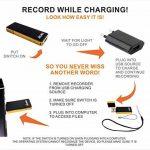 dictaphone avec batterie rechargeable TOP 5 image 3 produit