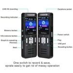 dictaphone avec batterie TOP 2 image 1 produit