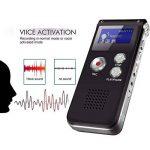dictaphone avec micro TOP 4 image 2 produit