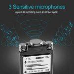 dictaphone avec reconnaissance vocale TOP 2 image 1 produit