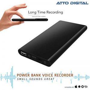 dictaphone avec reconnaissance vocale TOP 6 image 0 produit