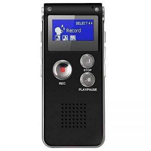 dictaphone batterie rechargeable TOP 5 image 0 produit