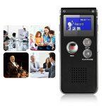 dictaphone batterie rechargeable TOP 5 image 4 produit