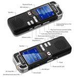 dictaphone batterie rechargeable TOP 6 image 2 produit