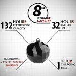 dictaphone batterie rechargeable TOP 8 image 2 produit