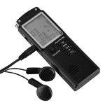 Dictaphone Numérique, 8GB / 16GB Dictaphone Enregistreur Vocal Intelligent Dictaphone Vocal Multifonctionnel de HD avec Double Micro Enregistreur Audio Vocal Numérique pour des Conférences, Réunions, (8G) de la marque VBESTLIFE image 4 produit