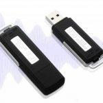 dictaphone numérique mémoire flash TOP 0 image 4 produit