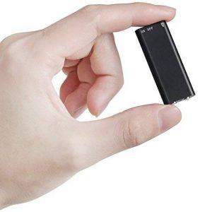 dictaphone numérique mémoire flash TOP 11 image 0 produit