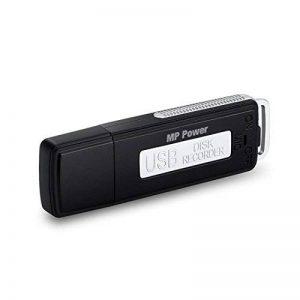 dictaphone numérique mémoire flash TOP 2 image 0 produit