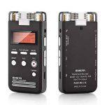 dictaphone numérique mémoire flash TOP 4 image 1 produit