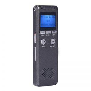 dictaphone numérique mémoire flash TOP 8 image 0 produit