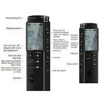 dictaphone numérique rechargeable usb TOP 4 image 1 produit