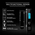 dictaphone numérique rechargeable usb TOP 5 image 1 produit
