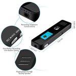dictaphone numérique rechargeable usb TOP 5 image 3 produit