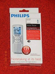 dictaphone philips voice tracer TOP 12 image 0 produit