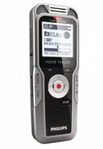 dictaphone philips voice tracer TOP 2 image 0 produit