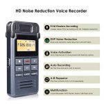 dictaphone rechargeable TOP 14 image 2 produit