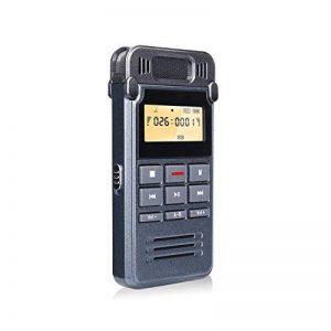 dictaphone rechargeable usb TOP 13 image 0 produit