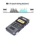 dictaphone rechargeable usb TOP 13 image 3 produit
