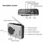 DIGITNOW! Cliquez pour ouvrir la vue élargie DigitNow! Enregistreur cassette RCA vocale avec automatique, enregistrer la voix à votre fonction tape.Radio également. de la marque DIGITNOW! image 1 produit