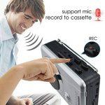 DIGITNOW! Cliquez pour ouvrir la vue élargie DigitNow! Enregistreur cassette RCA vocale avec automatique, enregistrer la voix à votre fonction tape.Radio également. de la marque DIGITNOW! image 3 produit