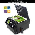 DIGITNOW! numérique HD 22 MP photo & Film Numériseur Combo multifonction de photos Scanner, contient Carte mémoire 8 Go gratuits. | Convertir des photos et des films dans les fichiers JPG numérique de la marque DIGITNOW! image 1 produit