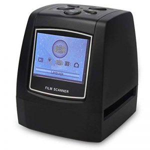 DIGITNOW! Scanner de Diapositives et Négatifs 35 mm ,5MP/10MP Film et Diapo Convertisseur avec 2,4''LCD - Pas d'ordinateur Requis de la marque DIGITNOW! image 0 produit