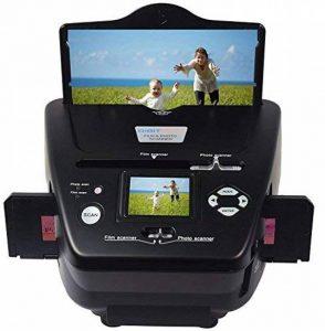 DIGITNOW! Scanner de Film Photo Rapide et Facile de 35mm, pour Cartes de visites, diapos, négatifs vers Le numérique (10 mégaPixels interpolés) de la marque DIGITNOW! image 0 produit