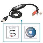 DIGITNOW! USB 2.0 Carte de Audio Grabber Enregistreur Convertisseur de Audio- compatible avec MAC OS & Windows de la marque DIGITNOW! image 3 produit