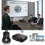 Dongle d'affichage sans fil de Wifi de Yehua, adaptateur de HDMI, récepteur de transmetteur de bâti de vidéo, médias de la HD 1080p de partage, soutien DLNA / Airplay / Miracast pour le projecteur / IOS / Mac / androïde / Windows de la marque Yehua image 3 produit