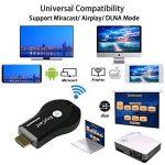 Dongle d'affichage sans fil de Wifi de Yehua, adaptateur de HDMI, récepteur de transmetteur de bâti de vidéo, médias de la HD 1080p de partage, soutien DLNA / Airplay / Miracast pour le projecteur / IOS / Mac / androïde / Windows de la marque Yehua image 2 produit