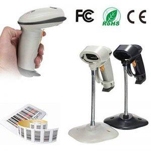 Doradus Automatique scanner de codes à barres laser usb bar scan lecteur de code avec support pos de poche de la marque Doradus image 0 produit
