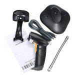 Doradus Automatique scanner de codes à barres laser usb bar scan lecteur de code avec support pos de poche de la marque Doradus image 2 produit