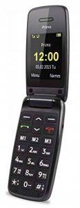 Doro Primo_401 Téléphone Portable, Gris (Italie) de la marque Doro image 0 produit