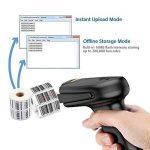 douchette code barre sans fil avec mémoire TOP 5 image 3 produit