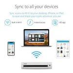 Doxie Go SE Wi-Fi - le plus intelligent scanner de documents A4 Wi-Fi avec batterie rechargeable et logiciel ultra performant de la marque Doxie image 3 produit