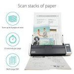 Doxie Q - Scanner de documents A4, sans fil et rechargeable, avec chargeur automatique de documents de la marque Doxie image 3 produit