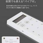 "Dretec calculatrice avec minuteur Vibe ""di bâton"" Blanc Cl-119wt de la marque DRETEC ( Doritekku ) image 3 produit"