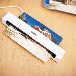 DS-620 Scanner mobile à déliment A4 (Modèle Français) de la marque Brother image 4 produit