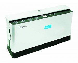 DSB Thermorelieur A4 Argent/Noir de la marque DSB image 0 produit