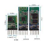DSD TECH SH-M08 CC2541 Bluetooth 4.0 BLE module UART compatible avec iPhone pour Arduino UNO R3 Pro Mini Nano (avec 6PIN) de la marque DSD TECH image 2 produit