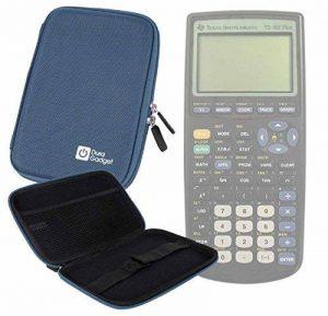 Duragadget Coque Bleue Rigide pour Texas Instruments S TI-83 Plus.FR Calculatrice Graphique de la marque Duragadget image 0 produit